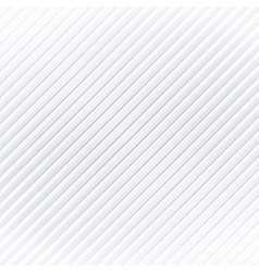 White Striped Background vector image