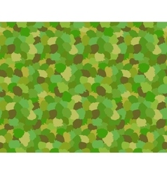 Green camouflage military pattern vector