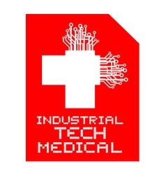 Future medicine vector