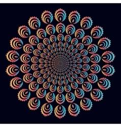 Mandala6 vector image