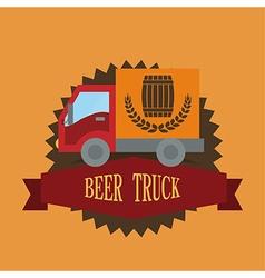 Beer design vector