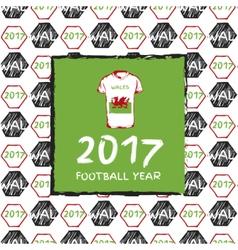 Football 2017 vector