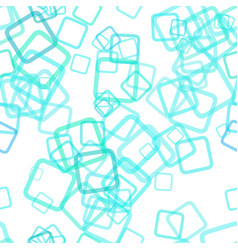 Seamless square pattern background - graphic vector