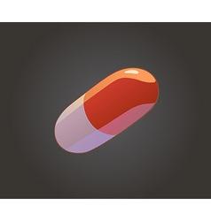 Vivid pill vector