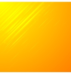 Bright shiny orange stripes background vector