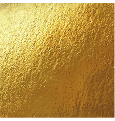 golden foil background vector image vector image
