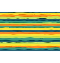 Seamless colorful stripes vector