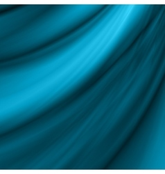 Abstract background futuristic wavy shapes vector image