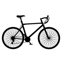 bicycle 14 vector image vector image