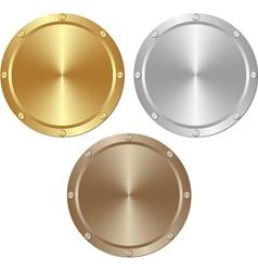 Plates vector