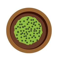 Pease pudding vector
