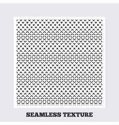 Dashed lines geometric seamless pattern vector