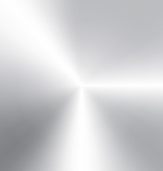 Circular brushed aluminum texture vector
