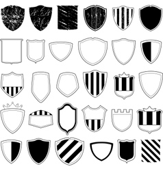 Shields collection vector