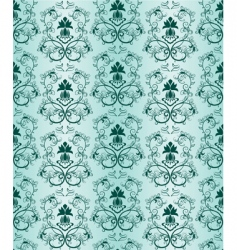 decorative wallpaper pattern vector image