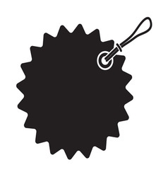Price tag2 vector image