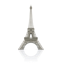 Eiffel towe vector