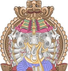 Ganesha a vector