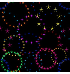 stars illustration vector image vector image