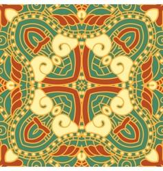 Square Decorative Design Element vector image