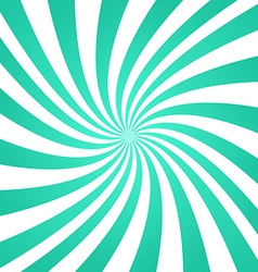 Turquoise color whirl pattern background vector