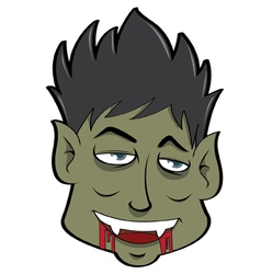 Mask Halloween Set 7 vector image vector image