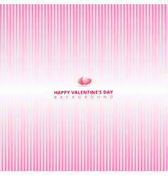 abstract gradient pink color line background of vector image vector image
