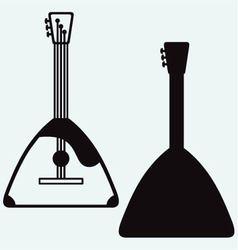 Balalaika vector image vector image