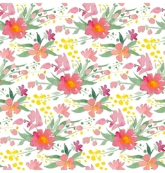 - Seamless pattern with vector image