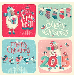 card set vector image vector image