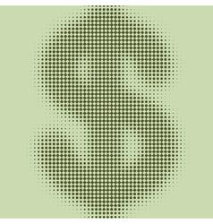 USDollar vector image vector image