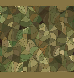 Wave background of drawn lines vector