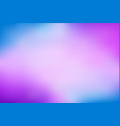 Abstract bright rainbow purple blue gradient vector