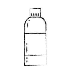 Figure liquit bleach in bottle design to clean vector
