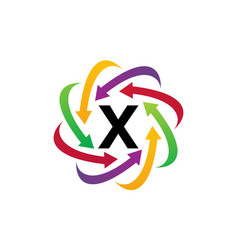 Online marketing business distribution x vector
