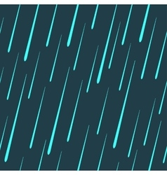 Raindrops seamless pattern vector
