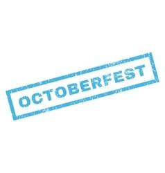 Octoberfest rubber stamp vector