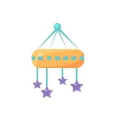 Baby bed module vector
