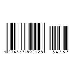barcode conceptual vector image
