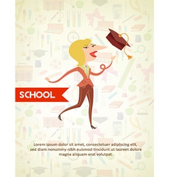 Education with pupil vector