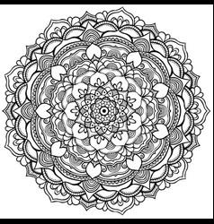 Mandala 3 image vector