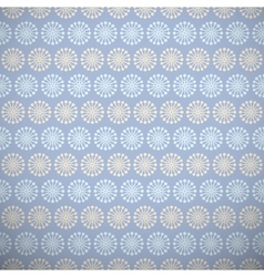 Yoga pattern tiling light blue and beige colors vector