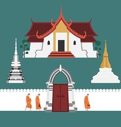 Thaitemple preview vector
