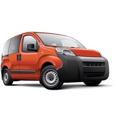 Italian leisure activity vehicle vector image
