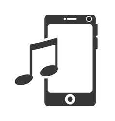 Smartphone portable phone vector