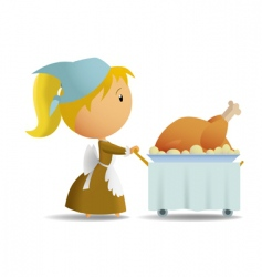 Thank'sgiving Day vector image