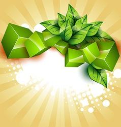 box art vector image