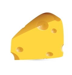 cheese - vector image