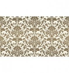 Decorative wallpaper vector
