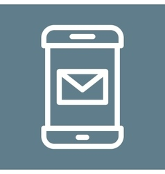 Email App vector image